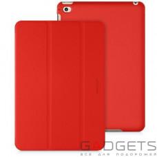 Чехол Macally Protective Case and Stand for iPad mini 4 красный (BSTANDM4-R)