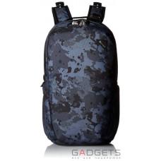Рюкзак формат Midi антивор Pacsafe Vibe 25, 5 степеней защиты, серый