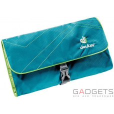 Косметичка Deuter Wash Bag II цвет 3214 petrol-kiwi