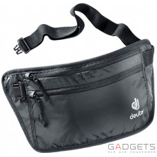 Гаманець Deuter Security Money Belt II колір 7000 black