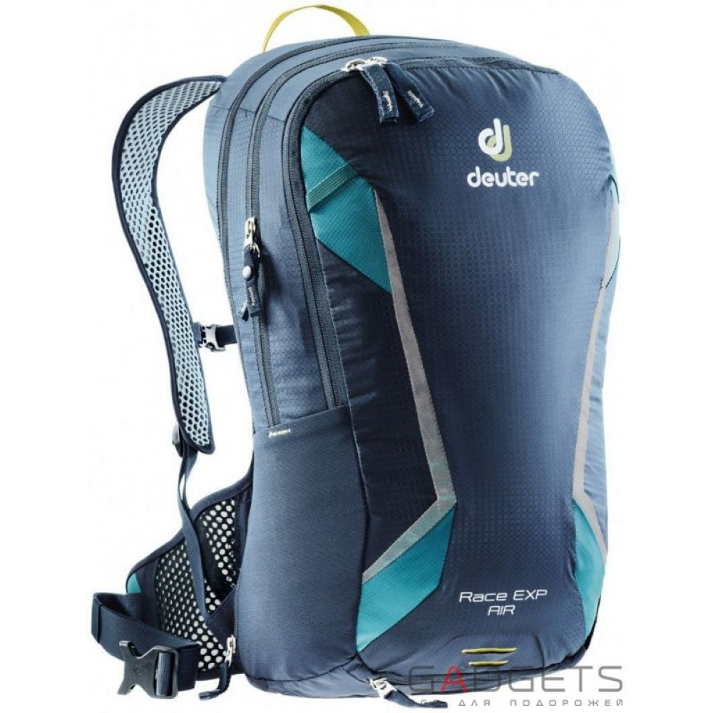 Фото Рюкзак Deuter Race EXP Air колір 3397 navy-denim