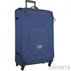 Чемодан CAT Cargo Easy L темно-синий (83557X.157)