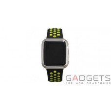 Чохол COTEetCI TPU Silver Case для Apple Watch 2 42MM (CS7041-TS)