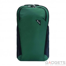 Рюкзак антивор Pacsafe Vibe 20, 5 степеней защиты, зеленый