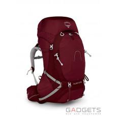 Рюкзак Osprey Aura AG 65 Gamma Red WM красный