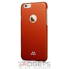 Чехол Evutec S Karbon Case для iPhone 6/6s Brigadine Оранжевый (AP-006-CS-K04)