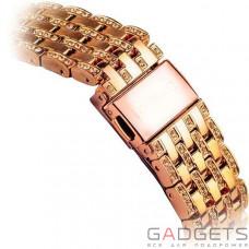 Ремешок COTEetCI W4 Magnificent Watchband для Apple Watch 42mm Gold
