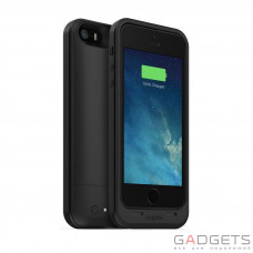 Mophie Juice Pack Air Case Black 1700 mAh for iPhone 5/5S (2385-JPA-IP5-BLK-I)