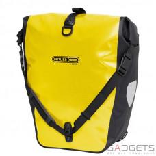 Гермосумка велосипедная Ortlieb Back-Roller Classic yellow-black 20 л