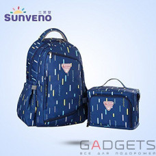 Рюкзак для мамы Sunveno Thermo Bag Синий