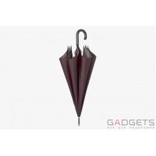 Зонт трость мужской Perletti Technology Коричневый (21593;0514)