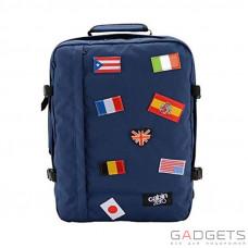 Сумка-рюкзак CabinZero Classic Flags 44 л Navy с отделением для ноутбука 15 (CZ14-1205)