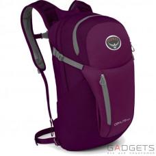 Рюкзак Osprey Daylite Plus 20 Eggplant Purple O/S фиолетовый