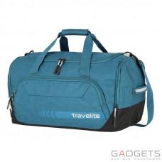 Дорожня сумка Travelite Kick off 69 (M) 45 л Petrol (TL006914-22)