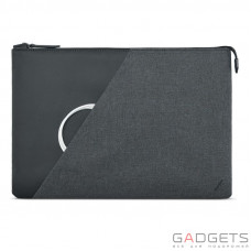 Чехол для ноутбука Native Union Stow Sleeve Case for MacBook Pro 13/MacBook Air 13 Retina (STOW-CSE-GRY-FB-13)