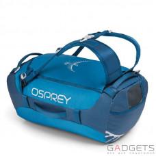 Сумка Osprey Transporter 40 Kingfisher Blue O/S синяя