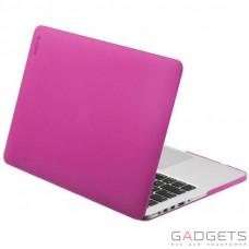 Чехол Laut HUEX Cases для 13'' MacBook Pro with Retina Display фуксия (LAUT_MP13_HX_P2)