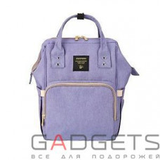 Рюкзак для мамы Sunveno Diaper Bag Blue Purple