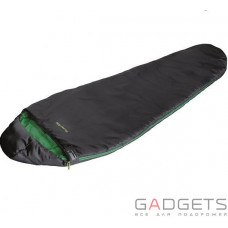 Спальний мішок High Peak Lite Pak 800 / +8°C (Left) Black/green