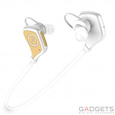 Наушники Baseus Musice Series Sport Bluetooth Headphone White/Gold