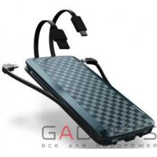 Зовнішній акумулятор iWalk Scorpion 12000mAh Blue (UBT12000X)