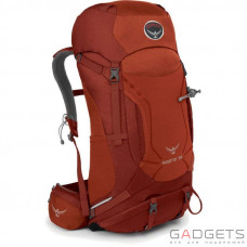 Рюкзак Osprey Kestrel 38 Dragon Red S/M красный