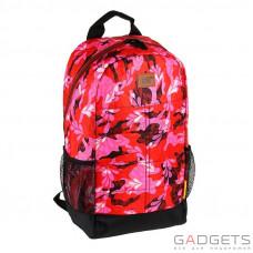Рюкзак CAT Millennial AOP Floral Camo Красные цветы (83386;313)