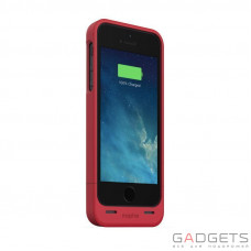Mophie Juice Pack Helium Red 1500 mAh for iPhone 5/5S (2377-JPH-IP5-RED-I)