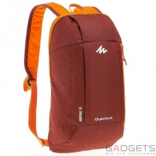 Рюкзак ARPENAZ 10 л Quechua Бордовый