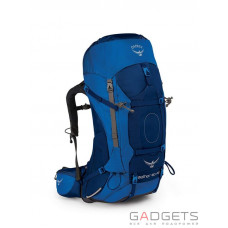 Рюкзак Osprey Aether AG 60 Neptune Blue LG синий