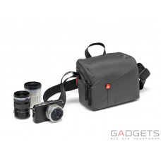 Сумка на плечо Manfrotto NX Shoulder Bag I Grey V2 для CSC (MB NX-SB-IGY-2)