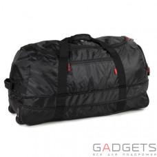 Сумка дорожня  на колесах Members Foldaway Wheelbag 105/123 Black