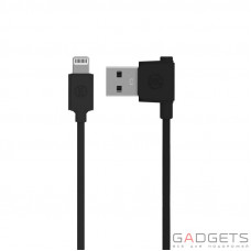 Кабель WK Junzi Lightning Data Cable Black (WKC-006)