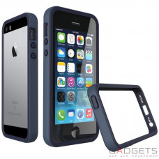 Бампер Evolutive Labs RhinoShield Crash Guard Dark Blue для iPhone 5/5S/SE