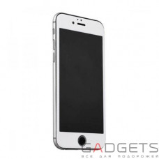 Захисне скло ibacks Nanometer Tempered Glass with Glossy Surface for iPhone 6 Plus White