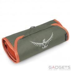Косметичка Osprey Washbag Roll Poppy Orange O/S, оранжевая