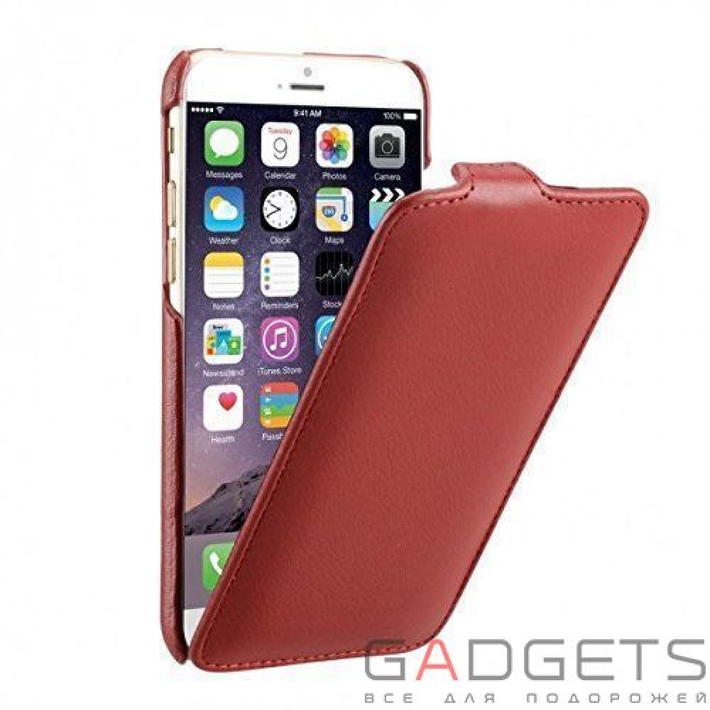 Фото Чехол Decoded Leather Flip Case for iPhone 6 (D4IPO6FC1RD)