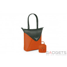 Сумка Osprey Ultralight Stuff Tote Poppy Orange O/S, оранжевая