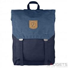 Рюкзак Fjallraven Foldsack No.1 Dark Navy-Uncle Blue (24210.555-520)