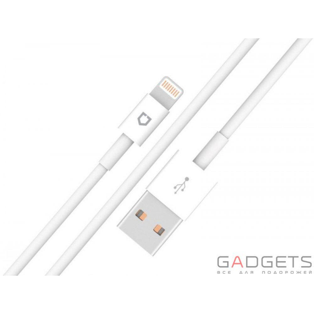 Фото Кабель Mfi certified Lightning to USB charging cable (MA0199)
