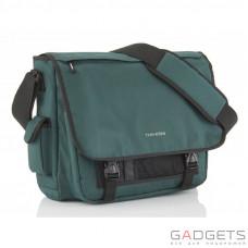 Сумка наплечная Travelite Basics 25 л Green (TL096248-80)