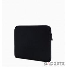 Папка Incase Classic Sleeve для 15-inch MacBook Pro Thunderbolt 3 (USB-C) Black/Black (INMB100256-BKB)