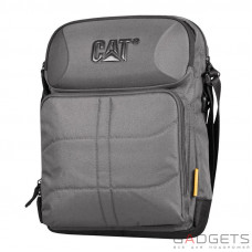 Сумка ч/з плечо CAT Ultimate Protect 9л Асфальт (83460;99)