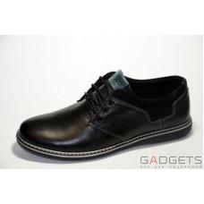 Взуття чоловіче ЕССО туфлі чорні