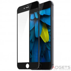 Защитная пленка Baseus Silk Printing 3D Anti Soft Tempered Glass Film для iPhone 6/6S Black
