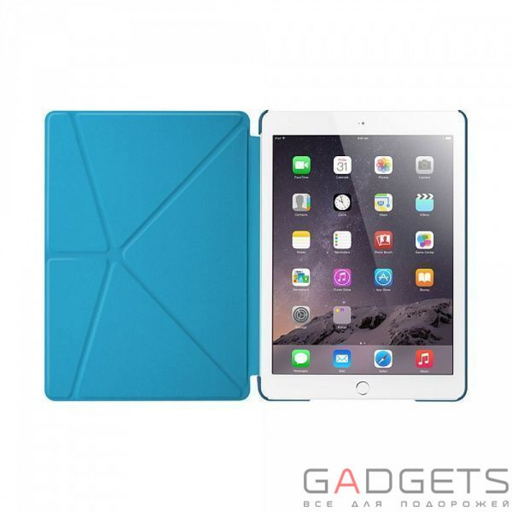 Фото Чехол LAUT Trifolio для iPad Air 2 Blue