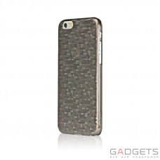 Чехол Bling My Thing Case для iPhone 6 Mosaic Cappuccino (BMT-IP6-MS-GY-NON)