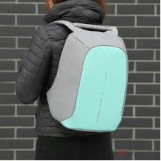 Рюкзак для ноутбука Bobby anti-theft backpack 14'' Mint Green (P705.537)