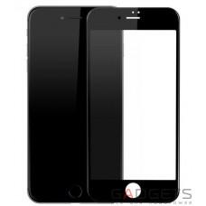 Защитная пленка Baseus Silk-screen 3D Arc Protective Film для iPhone 7/8 Black (SGAPIPH7-A3D01)