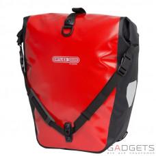 Гермосумка велосипедная Ortlieb Back-Roller Classic red-black 20 л